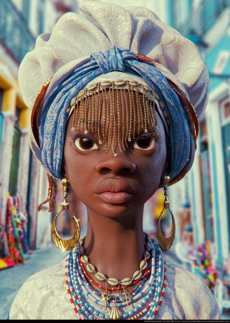 Artist Andre Holzmeister in 2020 Black women art