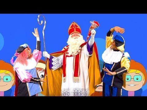 De Pepernotendans | Sinterklaas | Sinterklaasliedjes | Kinderliedjes | VIDEOCLIP | Minidisco - YouTube
