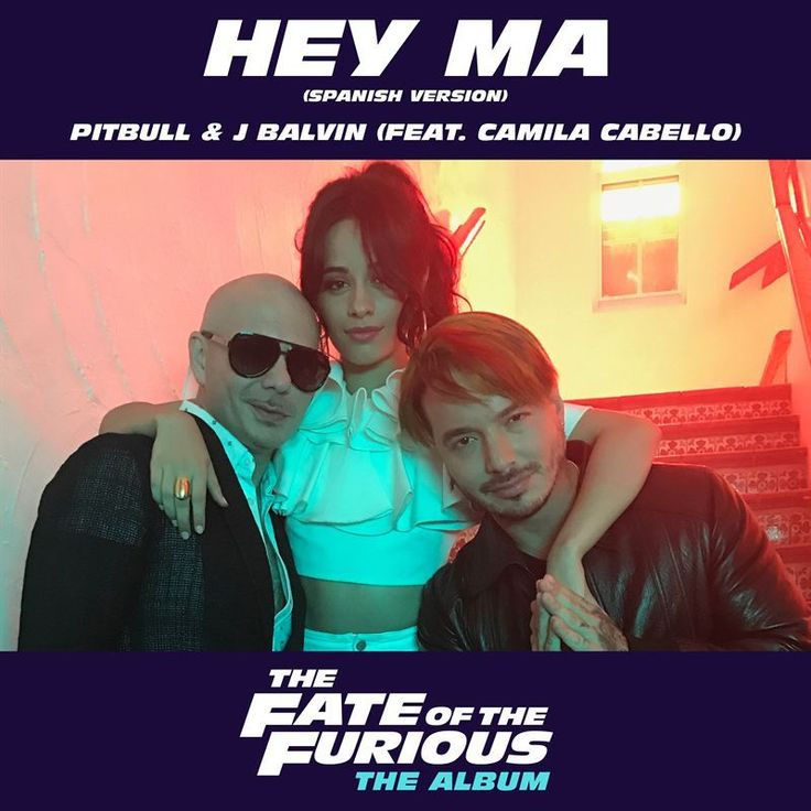 Hey Ma (Spanish Version) [with Pitbull & J Balvin]