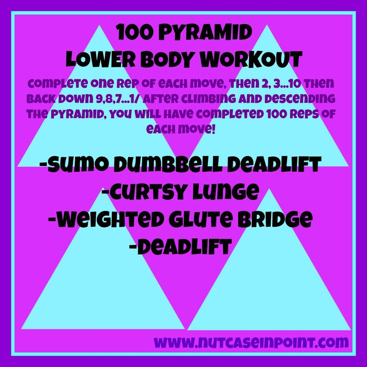 27 Best Images About Pyramid Workouts On Pinterest: 163 Best Images About Fitness- Workouts On Pinterest