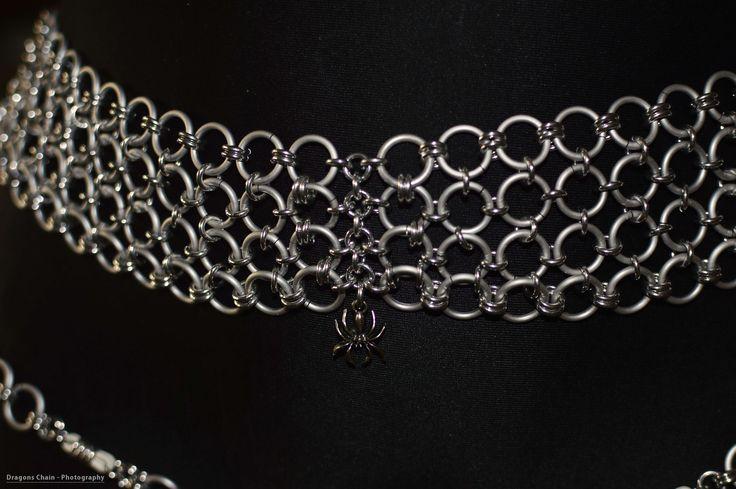 Chain Fashion von Dragons Chain(R)* - 'Anila' Kollektion - Tailleschmuck