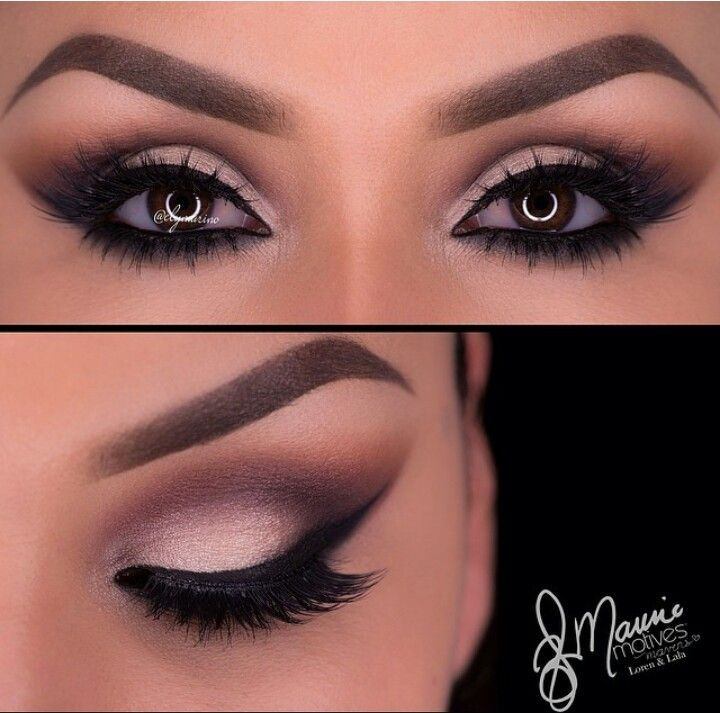 Best Eye Makeup For Black And White Dress Saubhaya Makeup