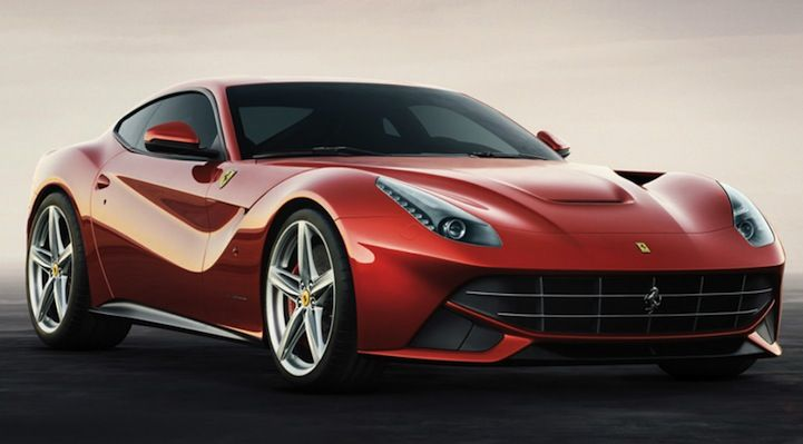The F12 Berlinetta. Instead of wishlist, this should be pinned on dreamlist
