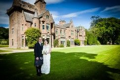 Linda and Graeme Wedding at Guthrie Castle » Angus Forbes Wedding and Commercial Photographer in Perthshire Scotland