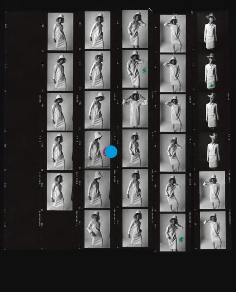 Dress by Lanvin (F.C. GUNDLACH)