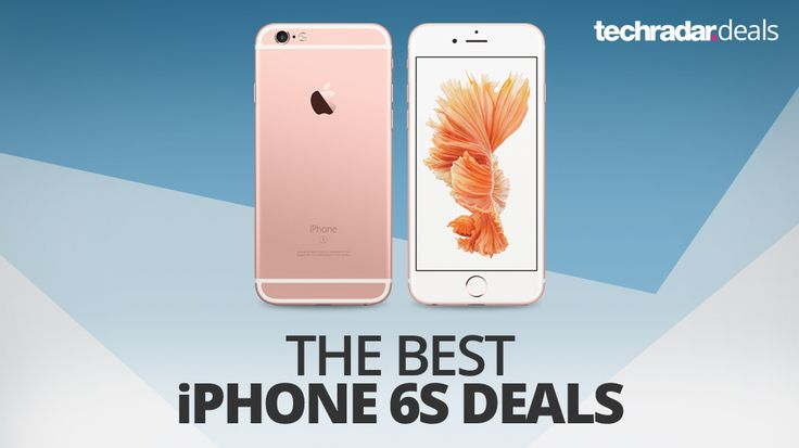 The best iPhone 6S deals on Black Friday 2016