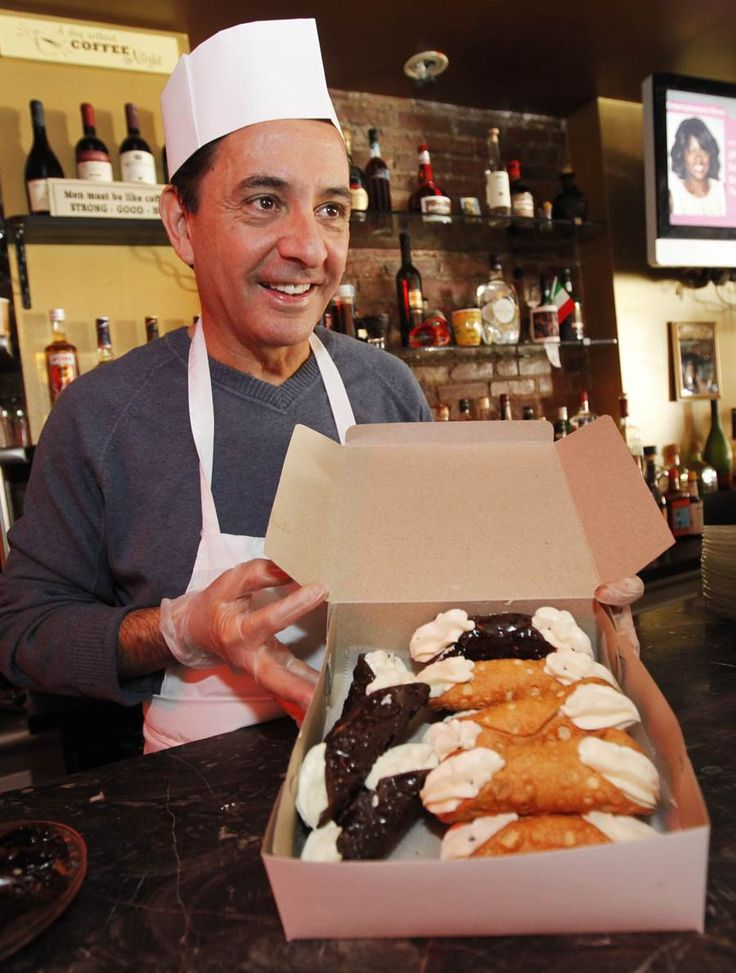 "There's a reason people know ""Baby John"" DeLutro as the ""Cannoli King."" Open since the spring of 1973, DeLutro's Cafe Palermo has been the dessert destination for those in the know in the hustle and bustle of Little Italy."
