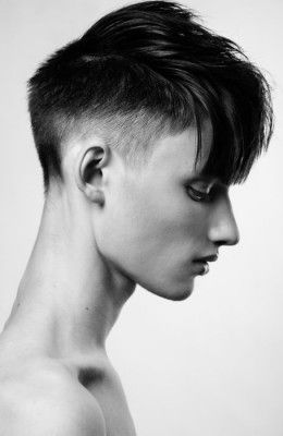 Awesome tight fade to an extreme disconnection! Love the texture in this look!