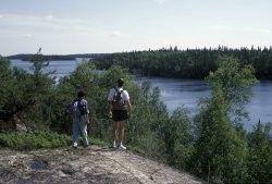 Lac la Ronge Provincial Park, from Tourism Saskatchewan