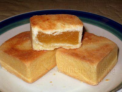 Taiwanese Pineapple Cake recipe