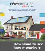 Solar Power Shingles