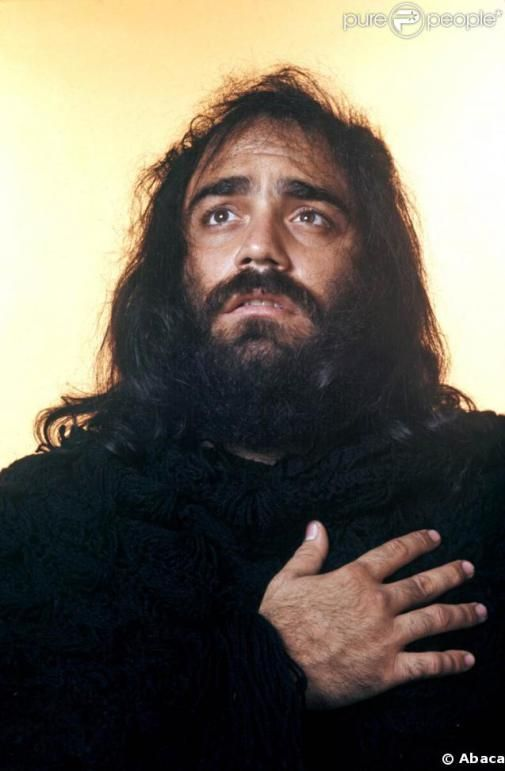 Demis Roussos (* 15. Juni 1946 in Alexandria, Ägypten, † 25. Januar 2015 in Athen, Griechenland)