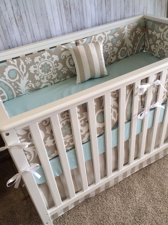 Hey, I found this really awesome Etsy listing at https://www.etsy.com/listing/126384441/baby-bedding-crib-bedding-crib-set-taupe