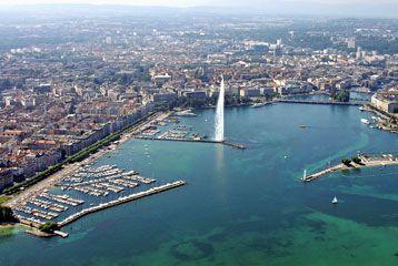 Jet d'eau et Jardin anglais-Patrimoine et monuments-Monuments et lieux d'intérêt - Ville de Genève - Site officiel