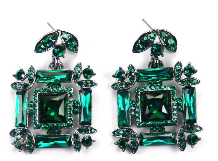 MJS FW 14 earrings / náušnice