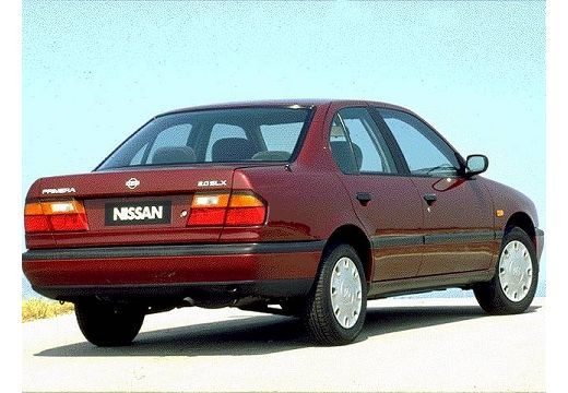 This is identical to the first car I ever bought, a 1993 Nissan Primera 1.6 SLX.