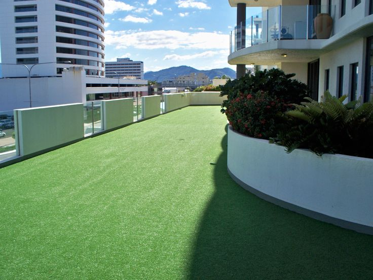 Turf Multi Residential Apartments - Cairns