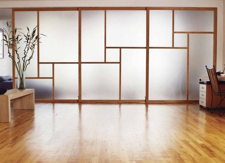52 best sliding moveable walls doors images on pinterest for Sliding panel walls