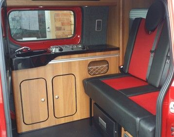 the 39 clee 39 full conversion for nissan nv200 camper. Black Bedroom Furniture Sets. Home Design Ideas