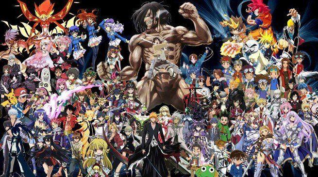 Shonen Jump Announces Massive Publishing Change Anime Anime Crossover Top 5 Anime Background anime crossover wallpaper