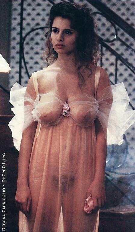 Debora Caprioglio   i lik in 2019   Pinterest   Sexy, Nude and Naked ad9c8671180