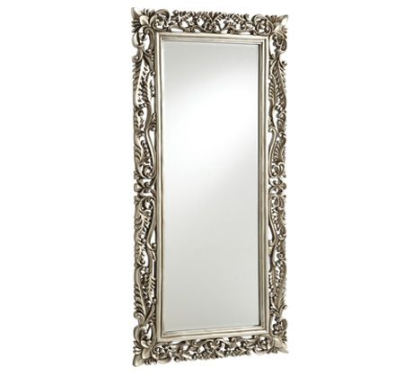 Bombay co inc wall decor floor mirrors for Long length mirrors for walls