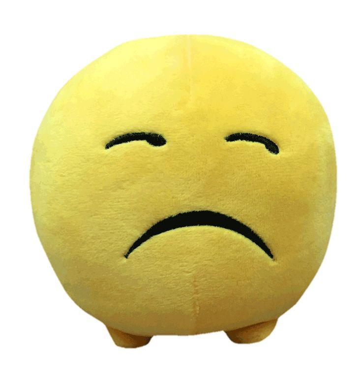 #imoji #emoji #toy #sad #szomoruimoji #plüss #játék