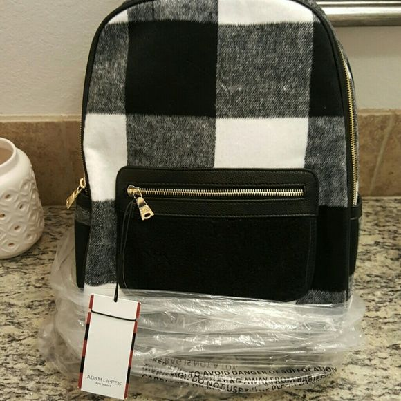 Adam Lippes for Target backpack Brand new in the bag. Never used. Bags Backpacks
