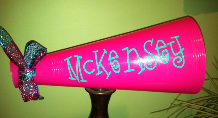 Get your personalized megaphone for an expensive price! Great Christmas gift!