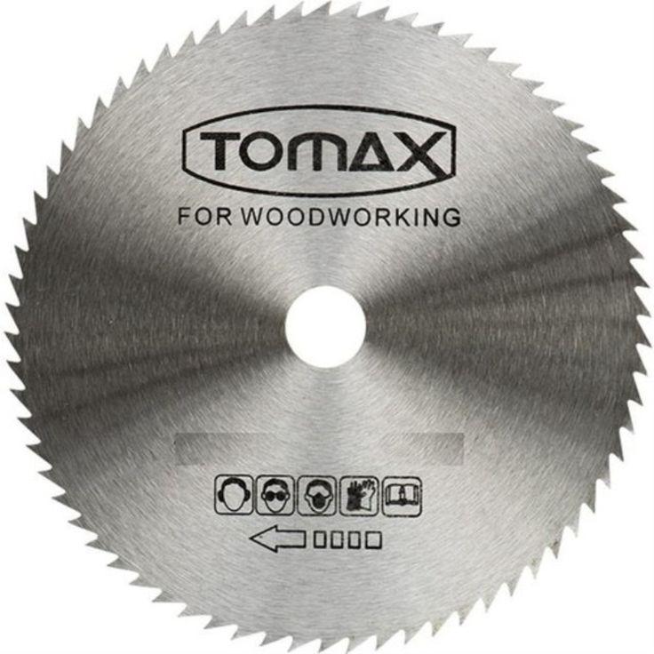 Tomax 115mm Ahsap Testere 2020 Agac Urunler