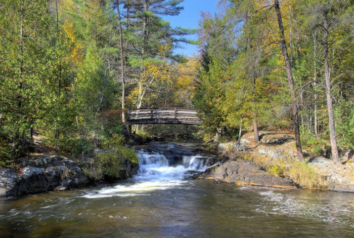 The Remote Wisconsin County Home To 10 Magical Waterfalls Is Sure To Inspire You....Marinette County