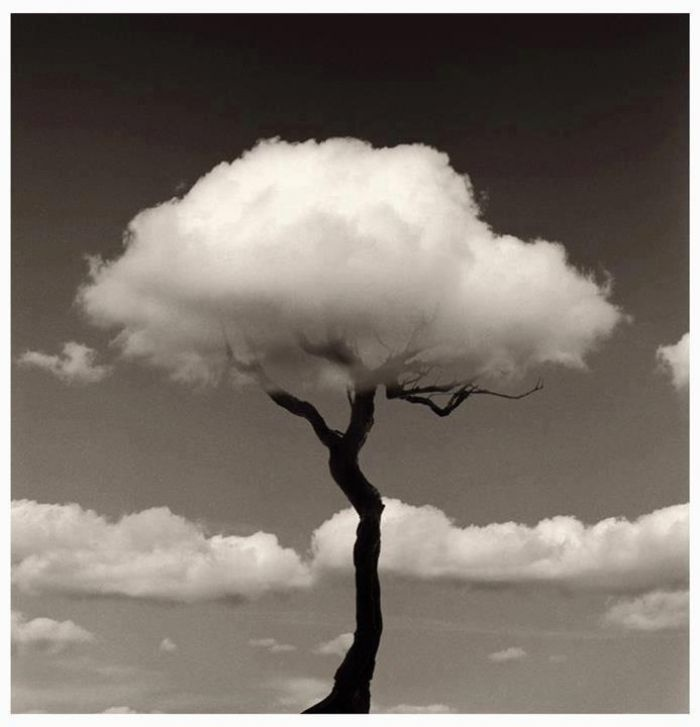 A beautiful cloud! by the extraordanary Chema Madoz
