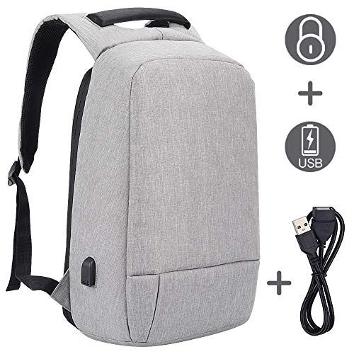 95594b362621 SEEHONOR Laptop Backpack, Slim Business Computer Backpack with USB ...