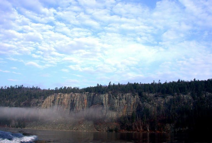 Lake Matinenda Cliffs