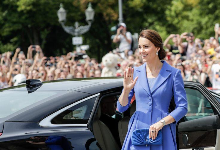 Les Cambridge à Berlin   Dans le boudoir de Kate Middleton