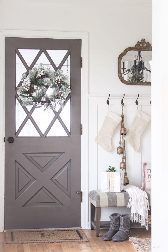 Farmhouse Foyer Rugs : Best doors images on pinterest