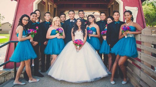 This week, Latino USA dives into one of the most iconic Latinx traditions: La Quinceñera. We follow the journey of a quinceañera and explore the deeper meanings behind the celebrated rite of passage.