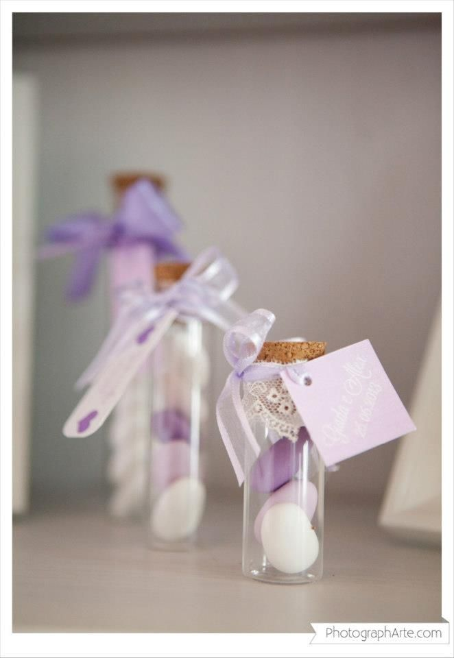Bomboniere Matrimonio | Fragola Lilla