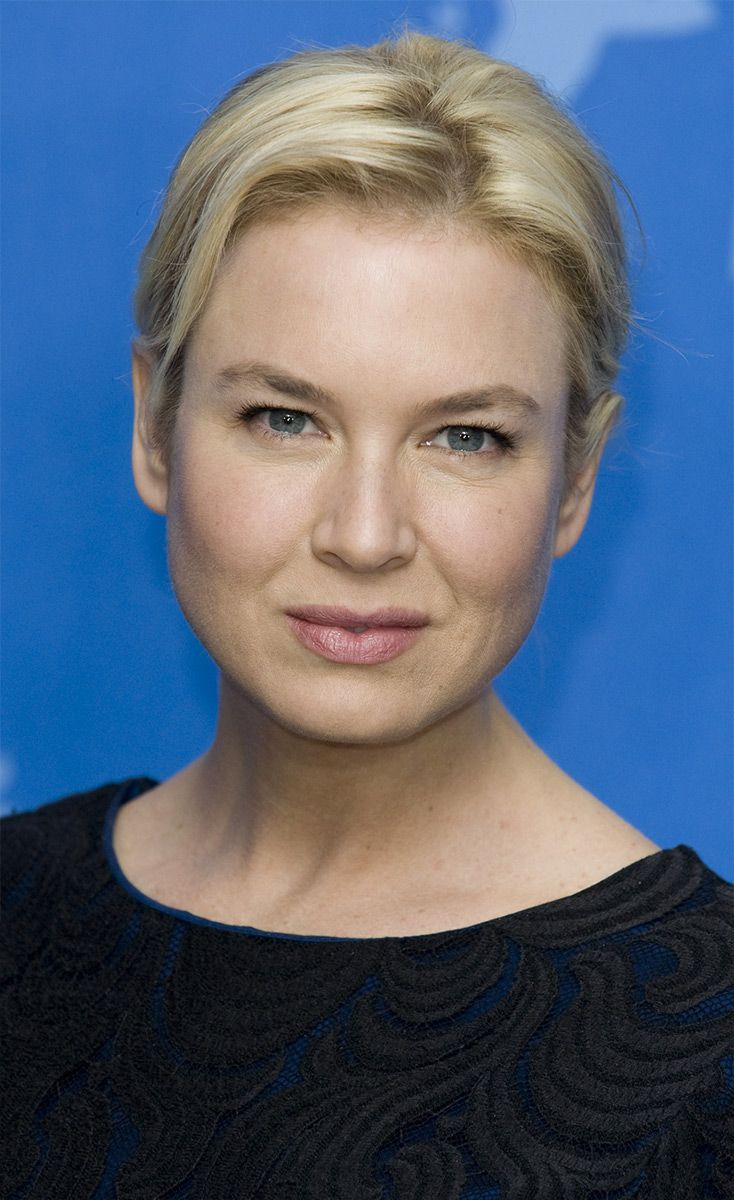 Movie Actress, Renee Zellweger