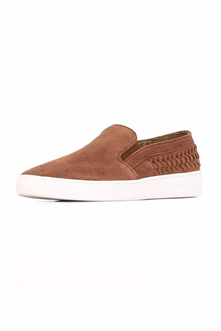 Trendy and comfortable slip-on sneakers with braided detail around side and back. Double gore for easy slip-on wear. -suede upper -synthetic lining -rubber sole.   Stevie Slip On Sneaker by Michael Kors. Shoes - Sneakers - Slip-Ons Edmonton, Canada