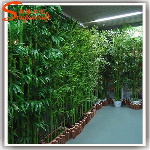 Source Outdoor artificial lucky bamboon wholesale lucky bamboo plants for sale artificial bamboo plants artificial bamboo tree on m.alibaba.com