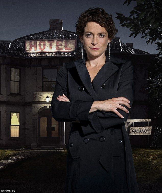 Who would your fantasy Mistress be?  To whom would you kneel?  Alex Polizzi - the Hotel Inspector - Channel 5