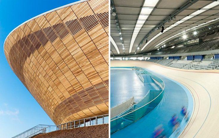 London Velodrome 2012 OlympicsOlympics Games, London 2012, 2012 Olympics, Olympics Velodrome, London Velodrome, Olympics 2012, London Olympics, Velodrome Facades, Velodrome 2012