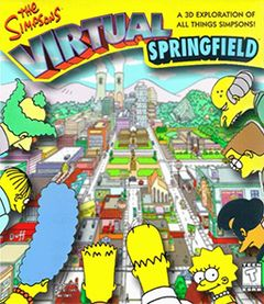 The Simpsons - Virtual Springfield Coverart.png