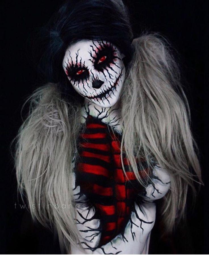 Terrific Pictures Mascara terror Concepts , #bailedeMascara