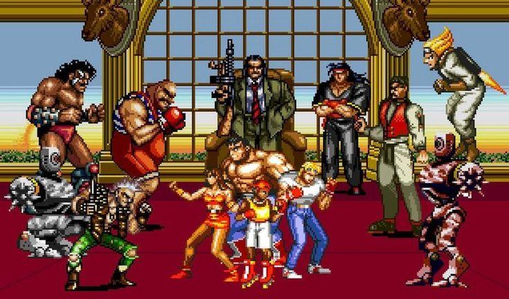 Streets of Rage 2 #retro games