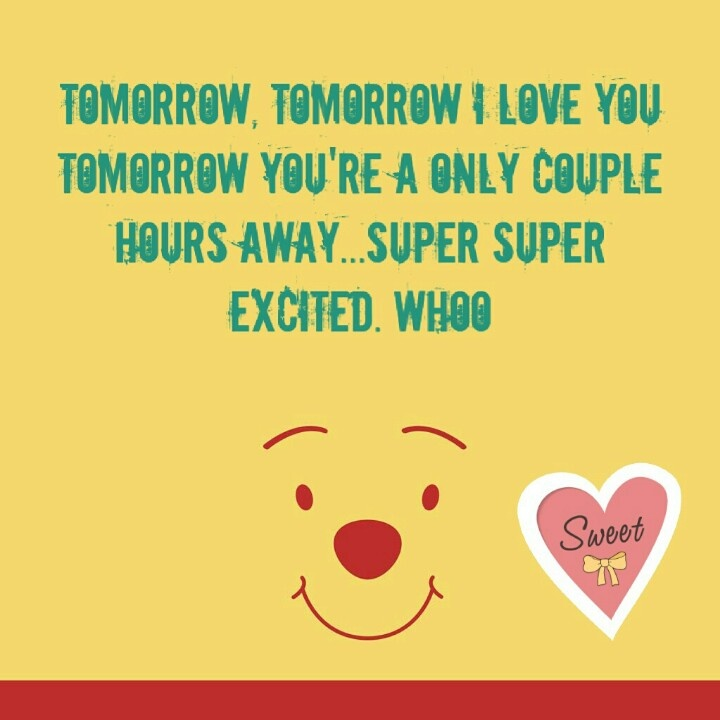 Excited to see you quotes quotesgram