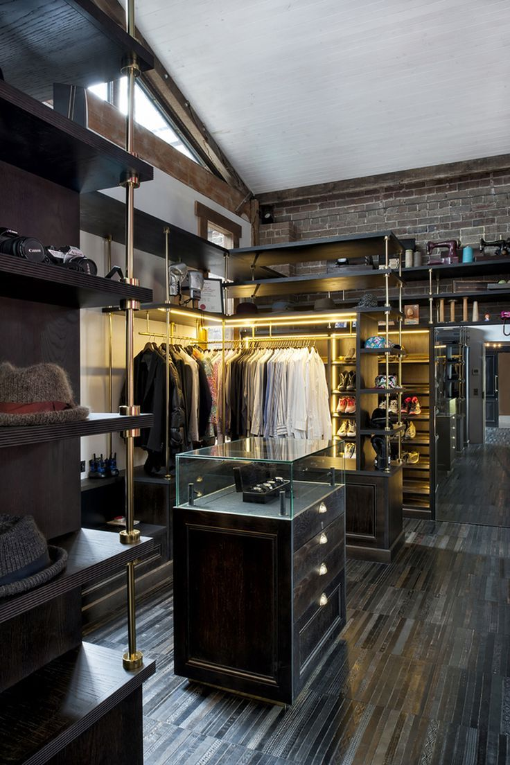 25 Best Ideas About Industrial Closet On Pinterest