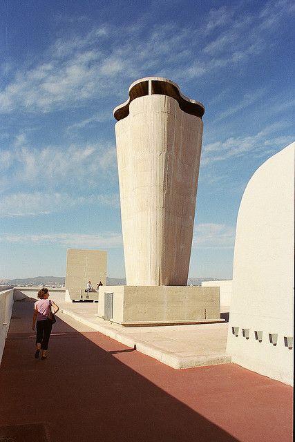 Marseille Le Corbusier Cité Radieuse