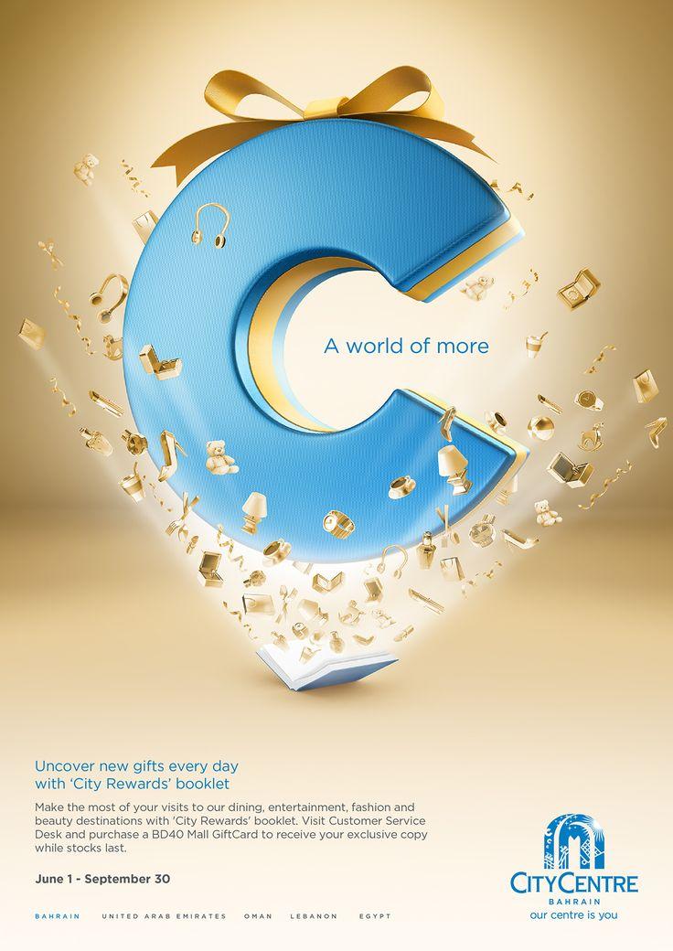 City Centre Bahrain Retailer Booklet on Behance